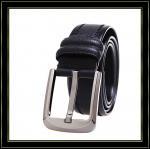 Stigmatisez la ceinture «Fuliter» 086 ceintures en cuir véritables d'hommes de vache bonne qualité