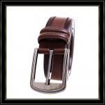 Stigmatisez la ceinture «Fuliter» 082 ceintures en cuir véritables d'hommes de vache bonne qualité