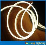 el mini tamaño llevó la UL llevada la luz de neón de la cuerda de la luz 8*16m m smd2835 220v/110v de la flexión