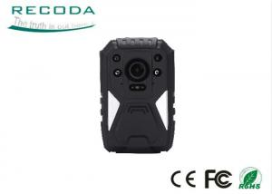 China Wide Angle 1296P HD Police Wearing Body Cameras Large Storage Space With Motion Detection on sale