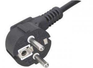 China Schuko plug|europe plug|Schuko power cable|AC Power cord|European VDE plug on sale
