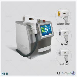 China 808nm diode laser hair removal machine most pupolar 13bars  hair removal on sale