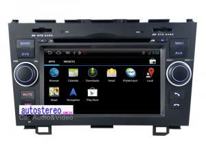 China Honda CR-V 2007 - 2011 Honda Sat Nav DVD Automobile Stereo GPS Headunit on sale