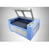 China Double Heads CO2 Laser Engraving Cutting Machine for Leather / Wood / Paper / Glass / Acrylic on sale