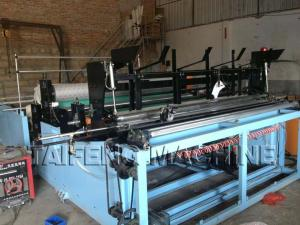 China New Toilet Paper Rewinding and Perforating Machine on sale
