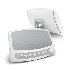 Quality 6 Sounds Compact White Noise Sound Machine , Electric Baby Noise Machine for sale