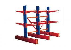 China Durable Heavy Duty Adjustable Shelving , Cantilever Pallet Rack Shelving on sale