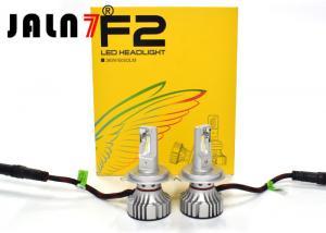 China 6000LM Automotive Led Headlight Bulbs / H7 Led Headlight Conversion Kit on sale