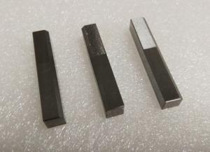 China Rectangle Precision Hardware Parts By Grinding Pad Printing Equipment Components on sale