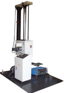 China Vertical Drop Impact Test Machine Steady Transmission Durable With Long Life Time on sale