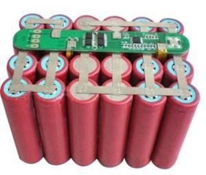 China printing machine Li-ion battery pack on sale