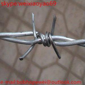 China barbed wire price per roll,barbed wire roll price fence,cheap barbed wire on sale