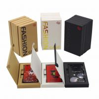 Custom Design iPhone Case Paper Packaging Box 300gsm Kraft Paper Materials