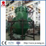 4 Bar - 10 Bar Pressure Vertical Pressure Leaf Filters For Crude Oil / Vegetable Oil Industry