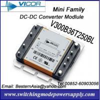 Vicor 250W 36V DC-DC Converters V300B36T250BL