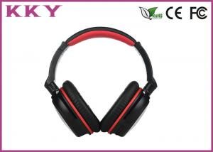 China 10 Hours Play Time Over Ear Bluetooth Headphones Comfortable ABS / PC / Metal on sale