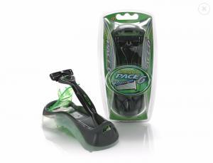 China (1 Holder + 2 Blade+6 Blades) Genuine Fusion Shaving Razor Blades For Men Brands Straight Razor Safety Shaver Blades on sale