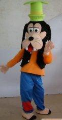 Quality plush goofy dog animal disney cartoon costumes for adults for sale