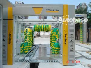 China Tunnel car wash machine with 10-18 meters long on sale