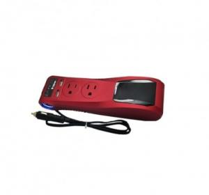 China Brand new 12V to 220V 150W vehicle Power Inverter with USB and power point output on sale