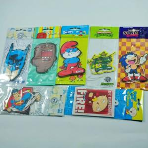 China paper card air freshener for car on sale