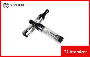 China Electronic Cigarette Atomizer T2 Clearomizer Replaceable Coil on sale