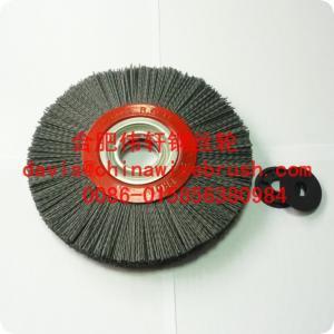China 5 inch Abrasive Wheel Brushes on sale