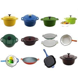 China 鋳鉄の調理器具セット on sale
