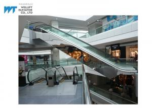 China 2 Horizontal Steps Shopping Mall Escalator With Automatic Lubricator Maintenance on sale