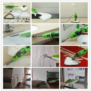 China Portable Steam Cleaner Mop 12 In 1 Auto Pump Operation 20secs Heating Time on sale