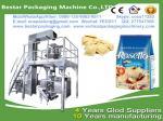 frozen ravioli packing machine with MultiHead Weigher Filling VFFS premade bag Machine