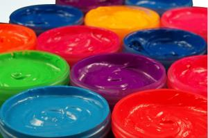 China Textile screen printing ink on sale