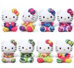 New Hello Kitty Disney Plush Toys With Foam Particle Material / Nanoparticles Plush Toys