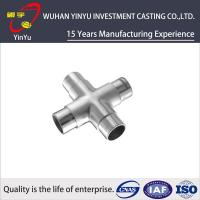 Wcb Carbon Steel Lost Wax Casting Parts And CNC Machining Components OEM Available