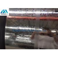 Cold Rolled Steel Coil Galvanized Steel Strip For Banding Steel Drawer Hardware