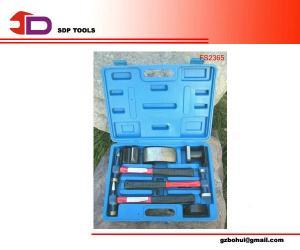 7pcs Car Body Repair Tool Set Car Paint Spraying Equipment For Sale