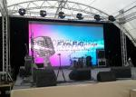 Stage Background Rental LED Screen High Resolution Indoor Hd P2.976mm 1R1G1B