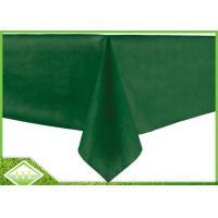 50GSM PP Spunbond Non Woven Table Covers , Non Woven Disposable Table Cloths