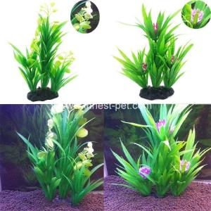 China Cheap Vivid Aquarium Imitation Water Plant Artificial Grass for Fish Tank on sale