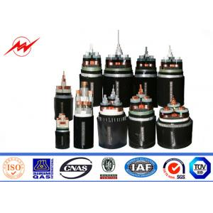 China BLACK Electrical Wires And Cables Heat Resistance Environmentally on sale