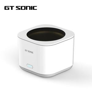 China Small Ultrasonic Jewelry Cleaner Used On Jewelry Shop And Home 180ml 12V 1A on sale