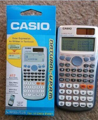 Casio FX-991ES PLUS Casio FX 991ES plus scientific calculator for ...