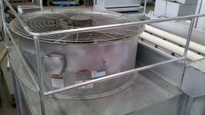 China Compact Structure Closed Circuit Fluid Cooler With Cast Iron Spray Pump on sale