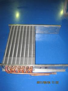 China OEM Copper Fin Tube Air Conditioning Evaporator Coil For Industry Air Conditioning System on sale