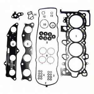 China Iron Engine Gasket Kit Kubota V1505 4D87 16394-03310 Cylinder Head Graphite Gasket on sale