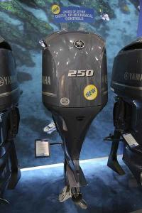 China Yamaha 250 Outboards Sale-2018 4 stroke Motor Origin From Japan on sale