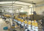 8000BPH Apple Fruit Processing Line With Pet Bottle Package