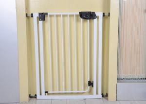 China Attractive Pressure Mounted Stair Safety Gates For Babies / Kids on sale