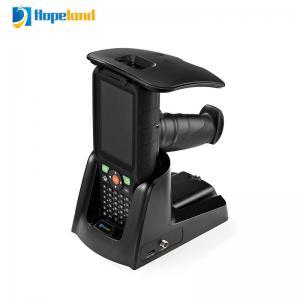 Multiple Uhf Handheld Rfid Reader , Long Distance Rfid Scanner With