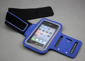 China Washable Leather Waterproof Bag for IPhone 4G , Sport Arm Band Case on sale